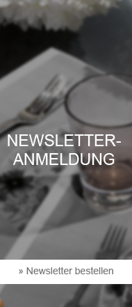 Newsletteranmeldung